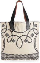 Juicy Couture Medina Embroidery Promenade Tote