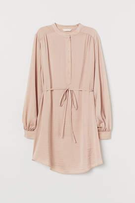 H&M MAMA Balloon-sleeved tunic