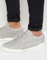 Reebok Workout Lo Sneakers