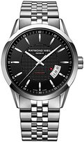 Raymond Weil Freelancer 2730-ST-20021 42mm Automatic Silver Steel Bracelet & Case Mineral Men's Watch