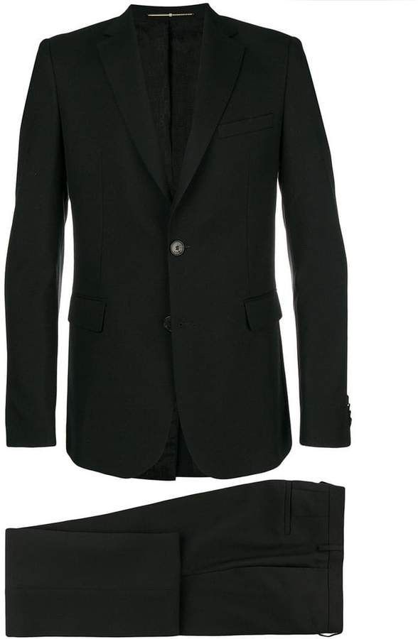 Givenchy Black two-piece suit