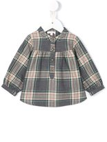 Chloé Kids - checked blouse - kids - Cotton - 18 mth