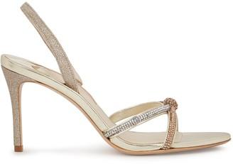 Sophia Webster Giovanna 85 Embellished Leather Sandals
