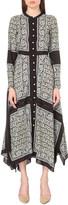Altuzarra Winnie paisley-print silk maxi dress