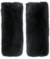 Yves Salomon Accessories appliqué gloves
