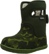 Bogs Baby Classic Camo Waterproof Winter and Rain Boot (Infant/Toddler/Little Kid/Big Kid)