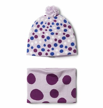 Columbia Toddler & Infant Snow More Hat and Gaiter Set Winter