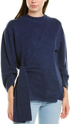 Brochu Walker Wool & Cashmere-Blend Pullover