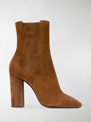 Saint Laurent Lou Chelsea boots