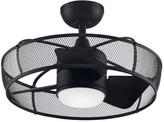Pottery Barn Henry Ceiling Fan With LED Light Kit
