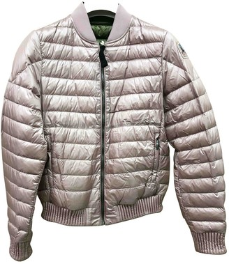 Parajumpers Pink Coat for Women