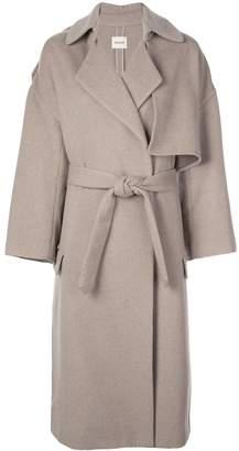KHAITE oversized trench coat