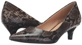 Trotters Paulina Women's 1-2 inch heel Shoes