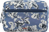 Cath Kidston Etched Floral Reversible Leisure Cosmetic Bag