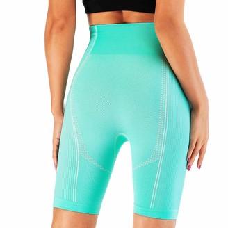 Jiegorge Plus Size Pants Women's Seamless Fitness Cothes Slim Bottom Pants Casual Yoga Fashion Pants