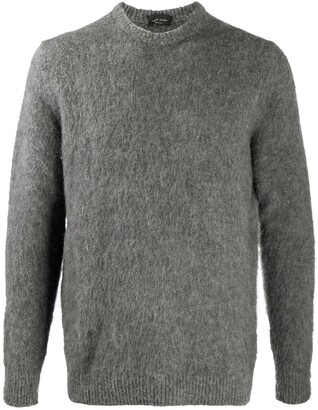 Roberto Collina Rib-Trimmed Relaxedfit Jumper