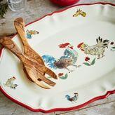 Sur La Table Jacques Pépin Collection Oval Chicken Platter