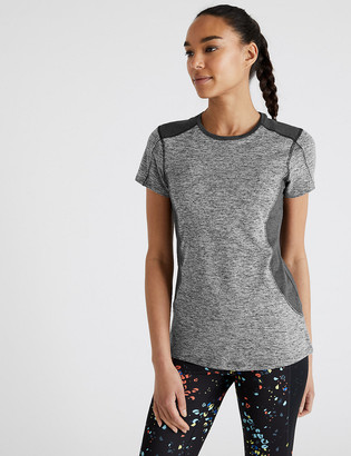 Marks and Spencer Performance Short Sleeve Top