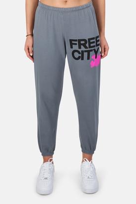 Freecity Large Grey Art Sweatpant