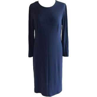agnès b. Black Synthetic Dresses