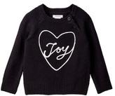 Joe Fresh Embellished Sweater (Baby Girls)