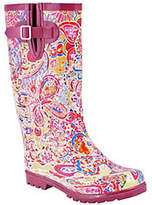 NOMAD Rubber Rain Boots - Puddles III Papillion