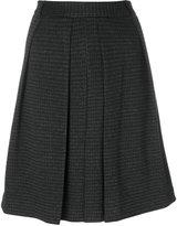 Steffen Schraut classic pleated skirt