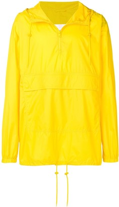 Calvin Klein Jeans Est. 1978 Logo Print Hooded Jacket