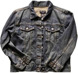 Polo Ralph Lauren Blue Denim - Jeans Leather jackets