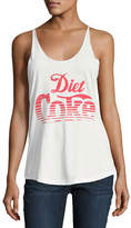Junk Food Clothing Diet Coke Graphic Muscle Tank