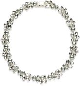 Jacques Vert Pearl Crystal Collar Necklace