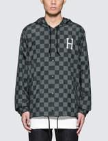 HUF Blackout Coaches Jacket