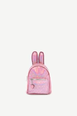 Ardene Mini Bunny Backpack