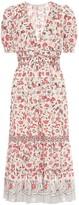 Ulla Johnson Zaria floral cotton midi dress