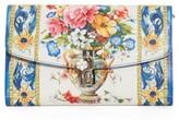 Dolce & Gabbana Floral Pouchette Clutch - None