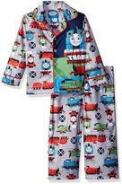 "Thomas & Friends Little Boys' Toddler ""Team Thomas"" 2-Piece Pajamas"