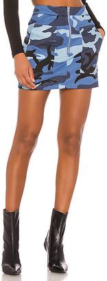 superdown Cade Camo Skirt