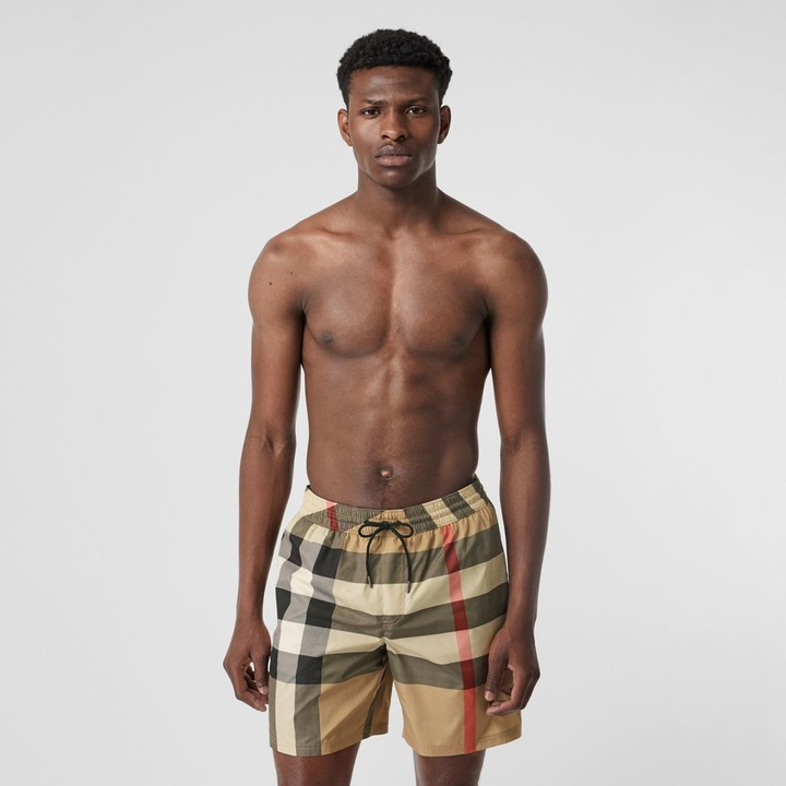 ec074a8834 Burberry Men's Swimsuits - ShopStyle