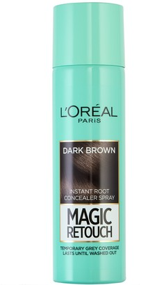 L'Oreal Magic Retouch Instant Root Concealer Spray Dark Brown 150Ml