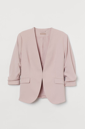 H&M H&M+ Fitted jacket