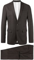 DSQUARED2 two piece suit - men - Cotton/Polyester/Viscose/Virgin Wool - 48