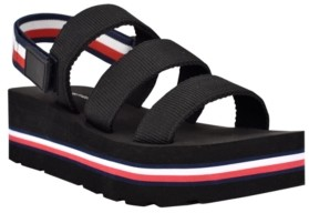 Tommy Hilfiger Women's Atinea Strappy Sport Sandals Women's Shoes