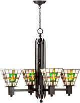 Dale Tiffany Dale TiffanyTM Brune Mission 4-Light Hanging Fixture
