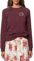 O'Neill Women's Camp Patch Sweatshirt