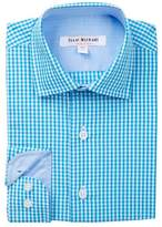 Isaac Mizrahi Plaid Pattern Button Shirt (Toddler, Little Boys, & Big Boys)