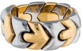 Bvlgari 18K Two-Tone Ring