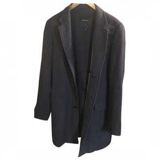 Surface to Air Anthracite Tweed Coats