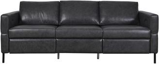 808 Home Morris Charcoal Sofa