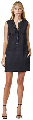 Equipment Jalil Dress (True Black) Women's Dress