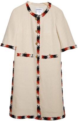 Chanel Beige Wool Coats